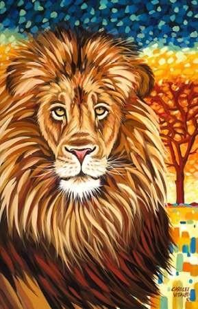 Wild Africa II Digital Print by Vitaletti, Carolee,Impressionism