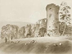 Bothwell Castle Digital Print by Harding, J.D.,Decorative