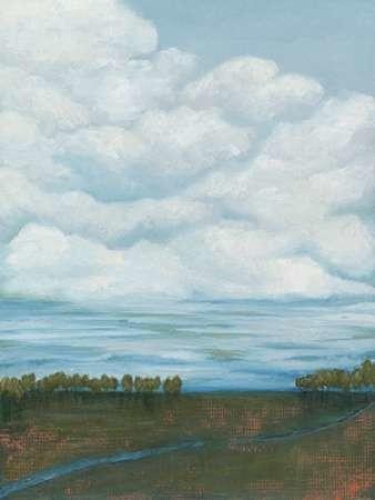 Billow I Digital Print by Popp, Grace,Impressionism