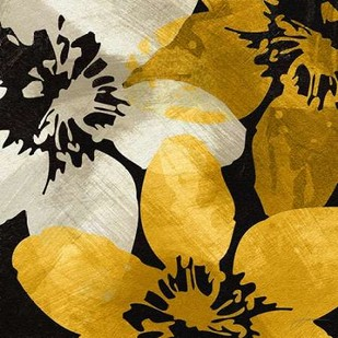 Bloomer Tiles IX Digital Print by Burghardt, James,Decorative