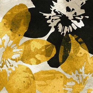 Bloomer Tiles X Digital Print by Burghardt, James,Impressionism