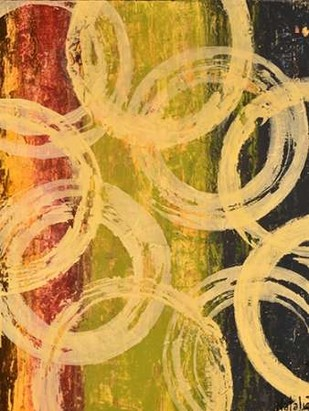 Rings of Engagement I Digital Print by Avondet, Natalie,Abstract