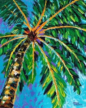 Under the Palms I Digital Print by Vitaletti, Carolee,Impressionism