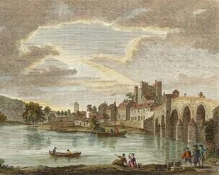 Castle at Wexford Digital Print by Sandby, P.,Impressionism