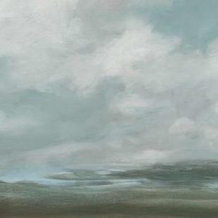 Cloud Mist II Digital Print by Harper, Ethan,Impressionism
