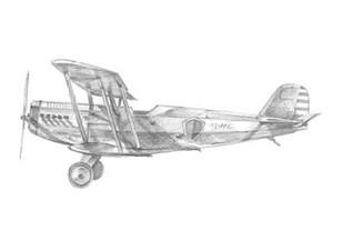 Technical Flight II Digital Print by Harper, Ethan,Illustration