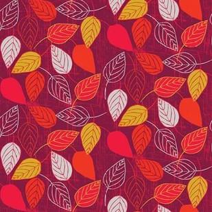 Red Fall VII Digital Print by Benyon, Ali,Decorative