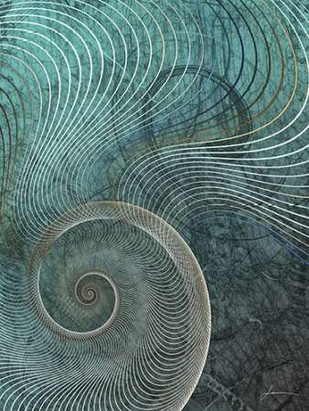 Surround I Digital Print by Burghardt, James,Geometrical