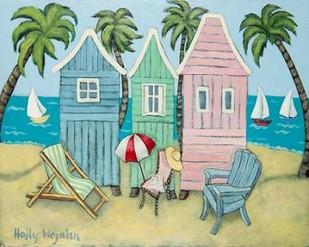 At the Beach II Digital Print by Wojahn, Holly,Decorative