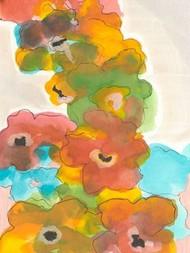 Floral Cascade I Digital Print by Fuchs, Jodi,Impressionism