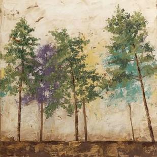Arbor Discourse II Digital Print by Meagher, Megan,Impressionism