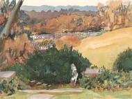 Watercolor Garden III Digital Print by Miller, Dianne,Impressionism