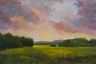 Magic Sky Digital Print by D'Agostino, Judith,Impressionism