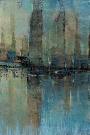 Downtown I Digital Print by O'Toole, Tim,Impressionism