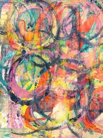 Spectacular I Digital Print by Fuchs, Jodi,Abstract