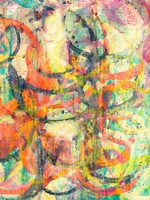 Spectacular II Digital Print by Fuchs, Jodi,Abstract