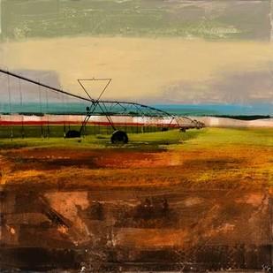 Texas Agriculture Digital Print by Jasper, Sisa,Impressionism