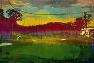 Golf Abstract I Digital Print by Jasper, Sisa,Impressionism