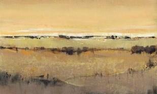 Golden Pasture II Digital Print by O'Toole, Tim,Impressionism