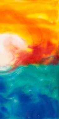 Marsh Sunrise II Digital Print by Ludwig, Alicia,Abstract