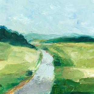 Rural Path II Digital Print by Harper, Ethan,Impressionism