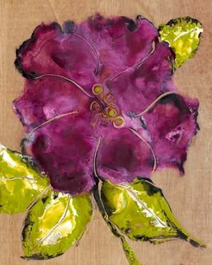 Camellia Passion I Digital Print by Ludwig, Alicia,Impressionism