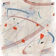 Vectora Panel II Digital Print by Burghardt, James,Abstract