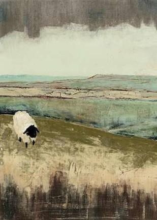 Open Meadow I Digital Print by Popp, Grace,Impressionism
