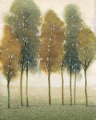 Beyond the Trees II Digital Print by O'Toole, Tim,Impressionism