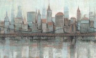 City Center I Digital Print by O'Toole, Tim,Impressionism