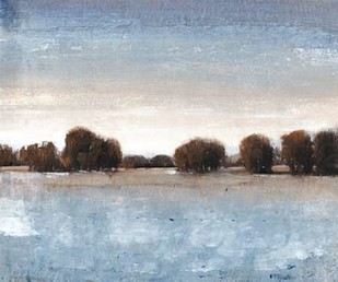 Distant Treeline I Digital Print by O'Toole, Tim,Impressionism