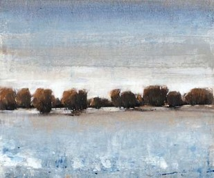 Distant Treeline II Digital Print by O'Toole, Tim,Impressionism