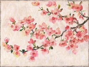 Cherry Blossom Composition I Digital Print by O'Toole, Tim,Impressionism