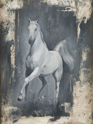 Running Stallion II Digital Print by Harper, Ethan,Decorative