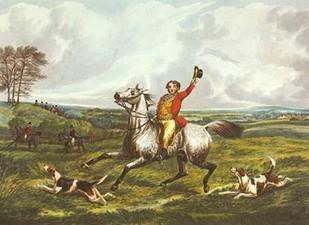 The English Hunt VI Digital Print by Henry, Alken,Impressionism