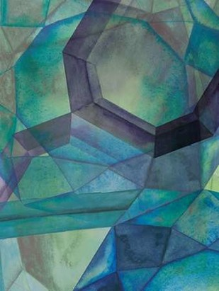 Gemstones III Digital Print by Popp, Grace,Geometrical
