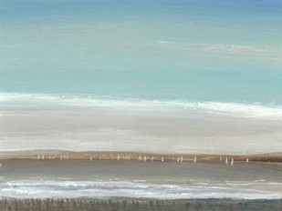 Distant Coast I Digital Print by Otoole, Tim,Impressionism