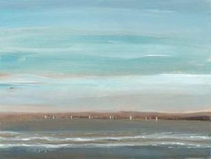 Distant Coast II Digital Print by Otoole, Tim,Impressionism
