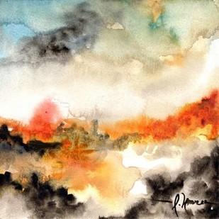 Acuarela I Digital Print by Herrera, Leticia,Impressionism