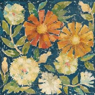 April Flowers I Digital Print by Meagher, Megan,Decorative