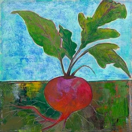 Veggie Garden III Digital Print by Altug, Mehmet,Impressionism