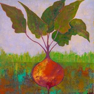 Veggie Garden IV Digital Print by Altug, Mehmet,Impressionism