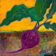 Veggie Garden V Digital Print by Altug, Mehmet,Impressionism