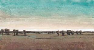 Rural Retreat II Digital Print by Otoole, Tim,Impressionism