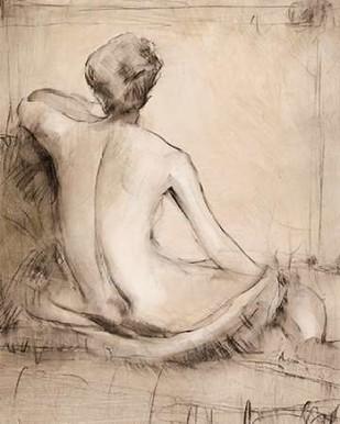 Neutral Nude Study I Digital Print by Otoole, Tim,Illustration