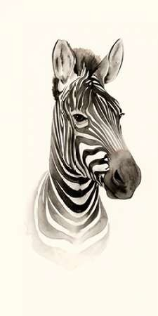 Safari Portrait I Digital Print by Popp, Grace,Realism
