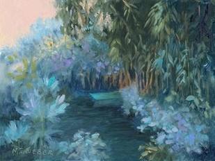 Monets Garden VII Digital Print by Weber, Mary Jean,Impressionism