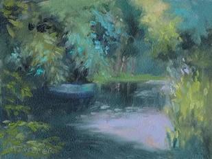 Monets Garden VIII Digital Print by Weber, Mary Jean,Impressionism