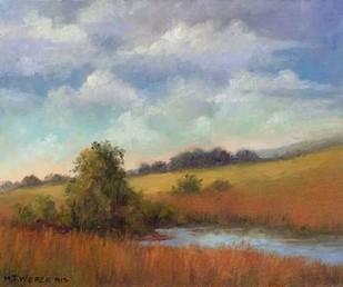September Fields Digital Print by Weber, Mary Jean,Impressionism