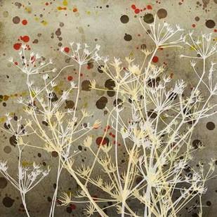 Weeds II Digital Print by Burghardt, James,Impressionism